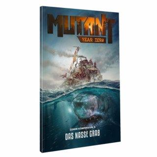 Mutant - Jahr Null: Zonenkompendium 2 - Das nasse Grab (DE)