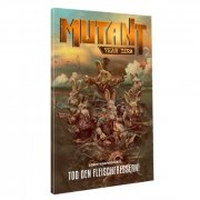 Mutant - Jahr Null: Zonenkompendium 3 - Tod den...