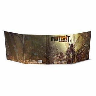Mutant - Jahr Null: Spielleiterschirm (DE)