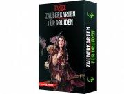 D&D: Zauberkarten für Druiden (DE)