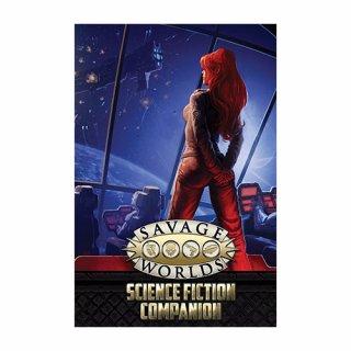 Savage Worlds: Sience-Fiction-Kompendium (DE)