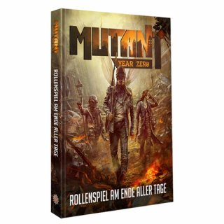 Mutant - Jahr Null: Rollenspiel am Ende aller Tage (DE)