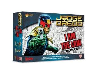 Warlord Games: Judge Dredd - I am the Law Starter Set