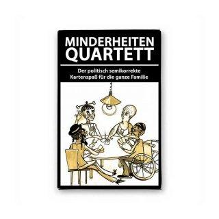 Minderheiten Quartett - Der politisch semikorrekte Kartenspaß