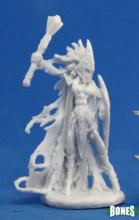 Dark Heaven Bones - Tierdeleira, Dark Elf Cleric