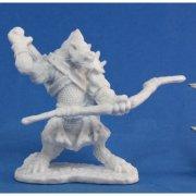 Dark Heaven Bones: Blacktongue, Gnoll Archer
