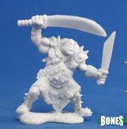 Dark Heaven Bones - Orc Stalker (Two Weapons)
