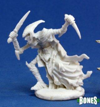 Dark Heaven Bones - Zalash, Dark Elf Assassin
