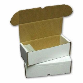 500 Count Storage Box with Lid