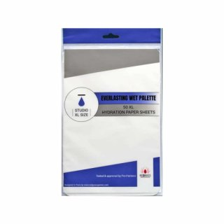 RedGrass - Everlasting Wet Palette - Hydration Paper (50) XL