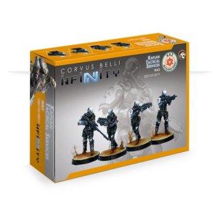 Corvus Belli: Infinity - Kaplan Tactical Services NA2