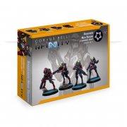 Corvus Belli: Infinity - Shasvastii Nox Troops - Combined...