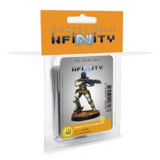 Corvus Belli: Infinity - Namurr Active Response Unit