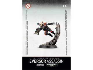 Warhammer 40.000:  Officio Assassinorum - Eversor Assassin