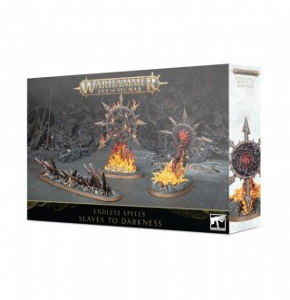 Warhammer: Age of Sigmar - Endles Spells Slaves to Darkness