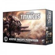 Adeptus Titanicus - Acastus Knights Porphyrion