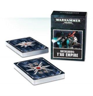 Warhammer 40.000: Datacards - Tau Empire (ENG)