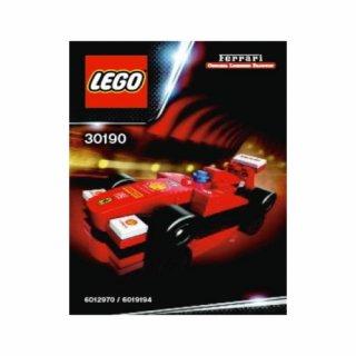 LEGO - Racers: Ferrari 150 Italia Polybag (30190)