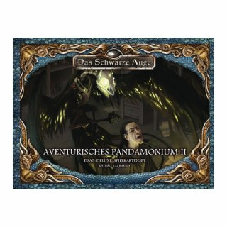 DSA5: Deluxe Spielkartenset - Aventurisches Pandämonium II (DE)