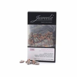 Juweela - Ziegeltrümmer mit Mörtelresten