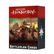 Warhammer Age Of Sigmar - Warcry: Schlachtplankarten (DE)