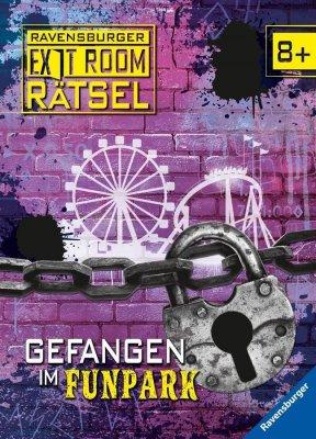Exit Room Rätsel - Gefangen im Funpark (DE)