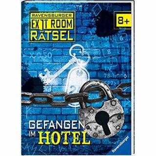 Exit Room Rätsel - Gefangen im Hotel (DE)