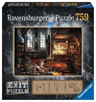 Exit Puzzle - Im Drachenlabor