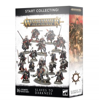 Warhammer Age of Sigmar: Start Collecting! - Slaves to Darkness (2020)