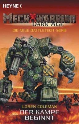 Mechwarrior Dark Age: Der Kampf beginnt