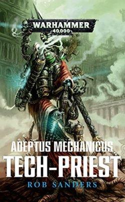 Adeptus Mechanicus Tech-Priest (Roman)