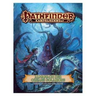 Pathfinder 1. Edition: Kampagnenwelt - Almanach der Ozeane Golarions (DE)