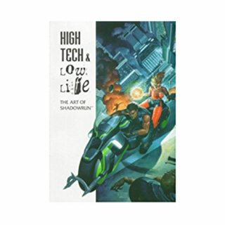 Shadowrun: Hightech & Low Life (DE)
