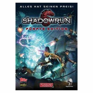 Shadowrun: 5th Ed. Schnellstartregeln (DE)