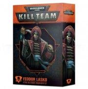 Warhammer 40.000 Kill Team - Feodor Lasko Kommandeursset...