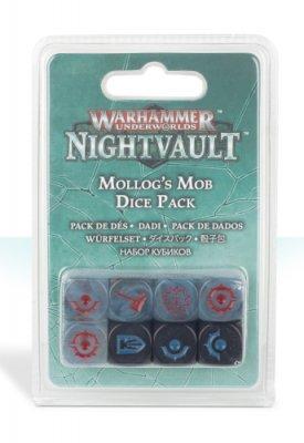 Warhammer Underworlds: Nightvault - Mollogs Mob Dice Pack