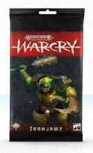 Warhammer Age Of Sigmar - Warcry: Ironjawz Card Pack (ENG)