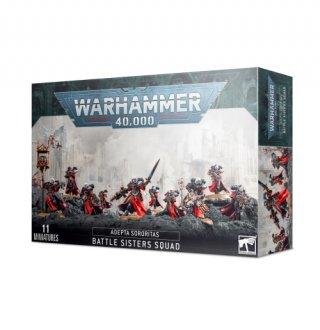 Warhammer 40.000: Adepta Sororitas Battle Sisters Squad / Celestian Squad / Dominion Squad