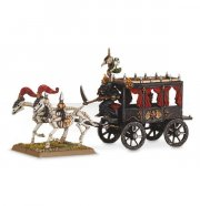 Warhammer Age Of Sigmar: Vampire Counts Black Coach