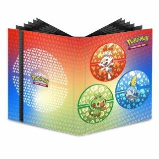 Ultra Pro: Pro-Binder Pokemon Schwert & Schild Starter