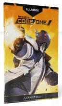 Corvus Belli: Infinity - CodeOne Rulebook (Eng)