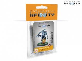 Corvus Belli: Infinity - Greif Operators (2 Breaker Pistols)
