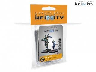 Corvus Belli: Infinity - Delta Unit (Doctor, Yudbot-B)