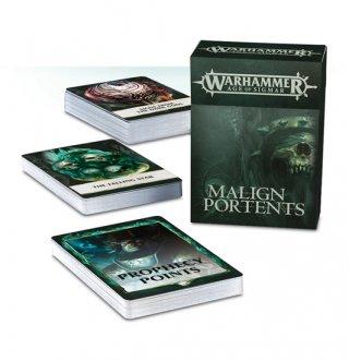 Warhammer Age of Sigmar: Malign Portents Cartes (FR)