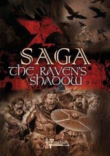 SAGA Erweiterung The Ravens Shadow ENG
