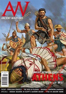 AW Ancient Warfare Vol X, Issue 1