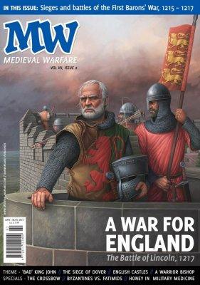 Medieval Warfare Magazine Vol. VII Issue 2
