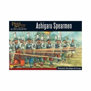Pike & Shotte - Ashigaru Spearmen