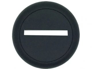 30mm Round Slotted Lipped Bases (10 Stk)