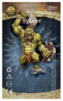 Enigma: Ulkûrz, the Tusk